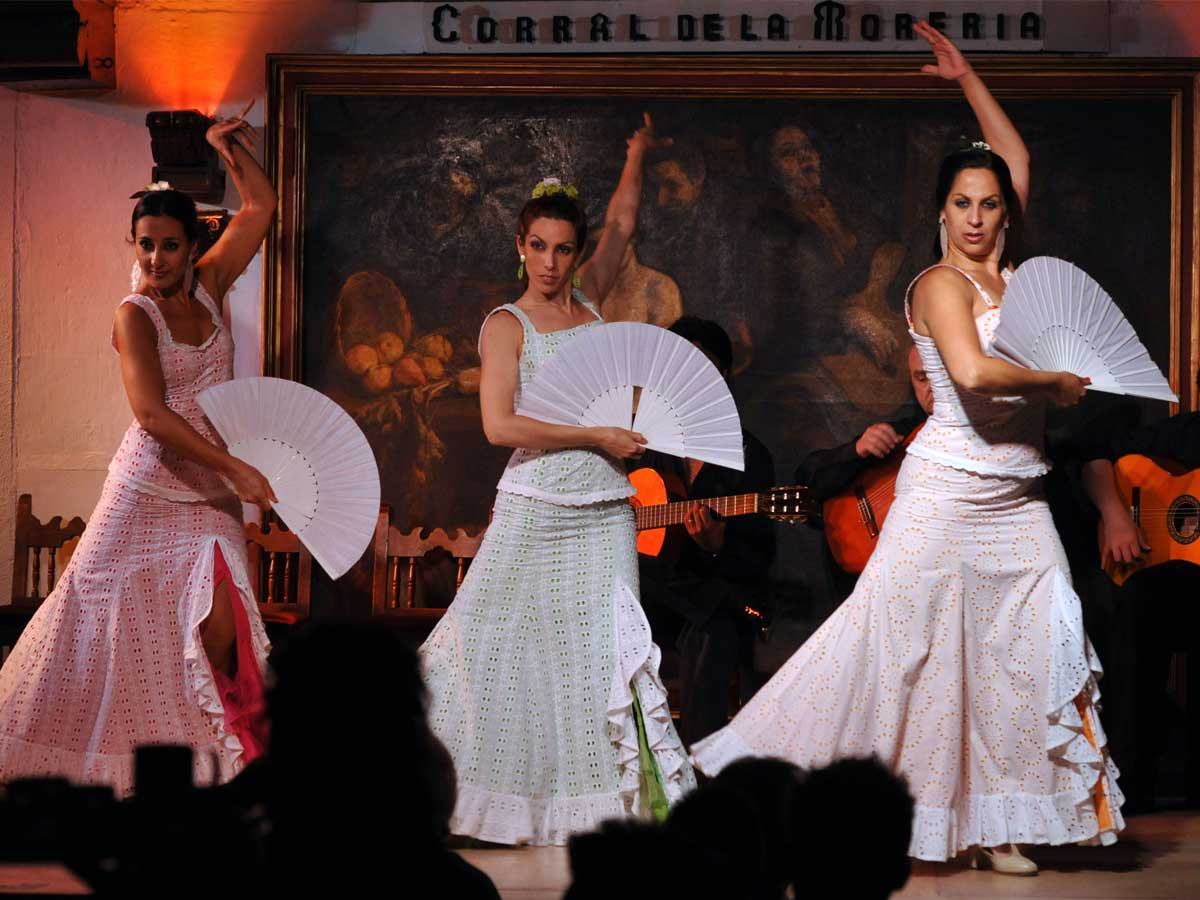 Flamencoshow Incntivereise madrid