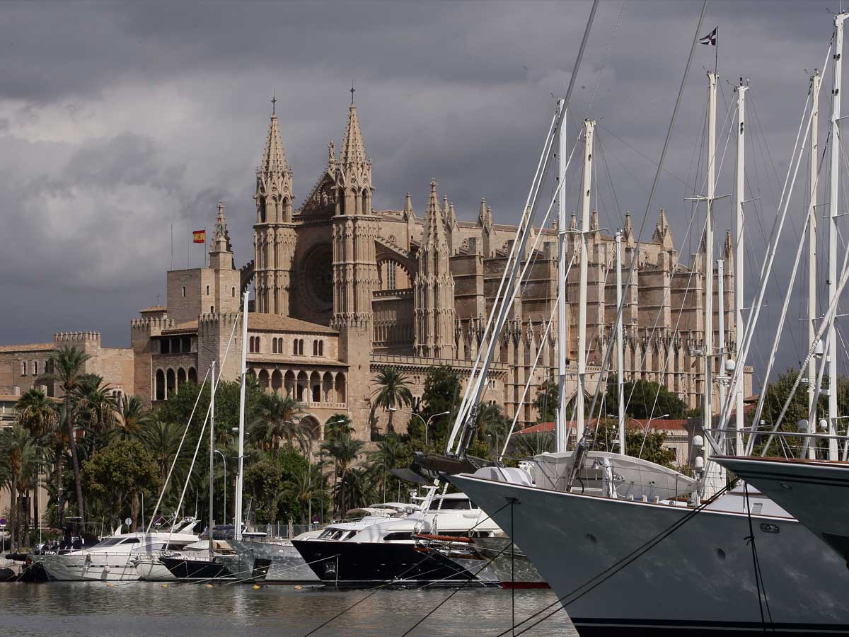 Kathedrale Sightseeing Palma de Mallorca Incentive