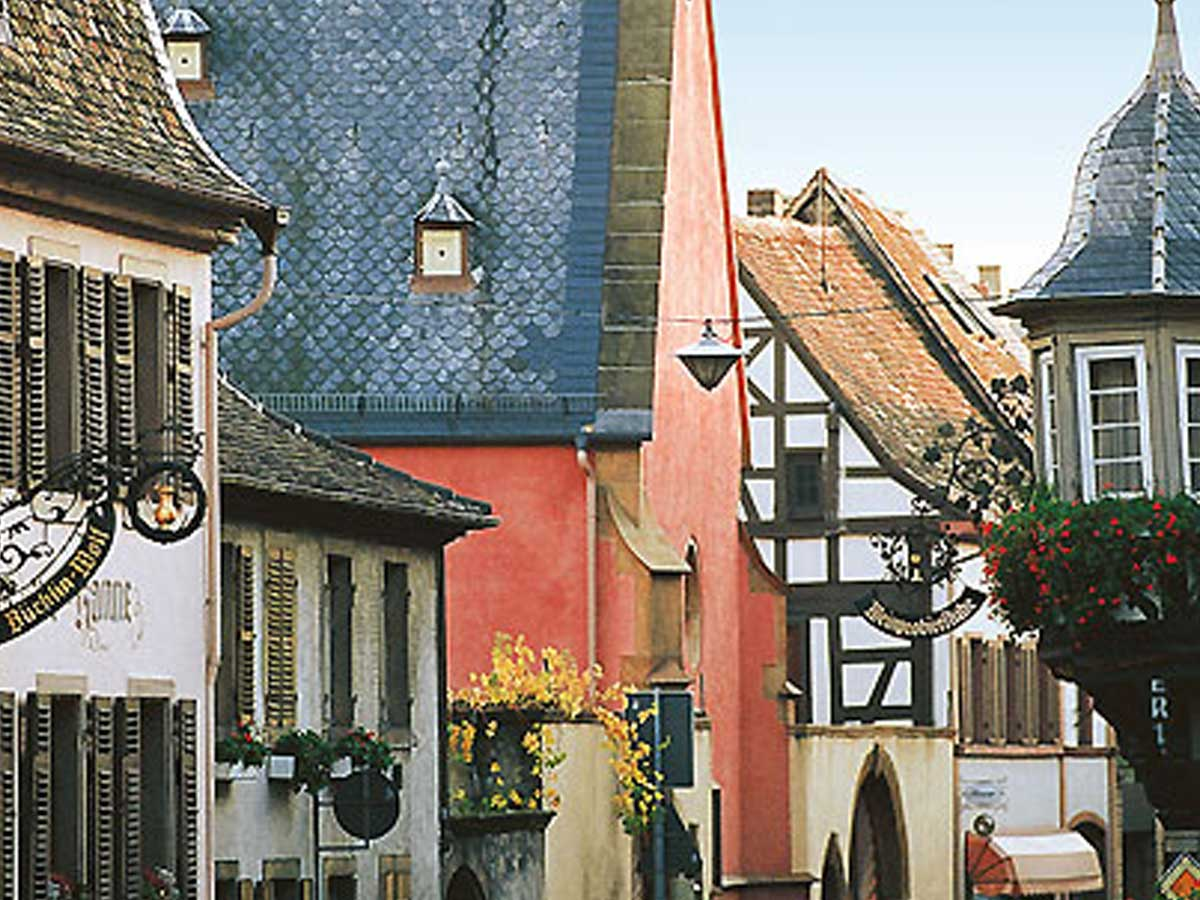 Sightseeing Deidesheim Incentivereise